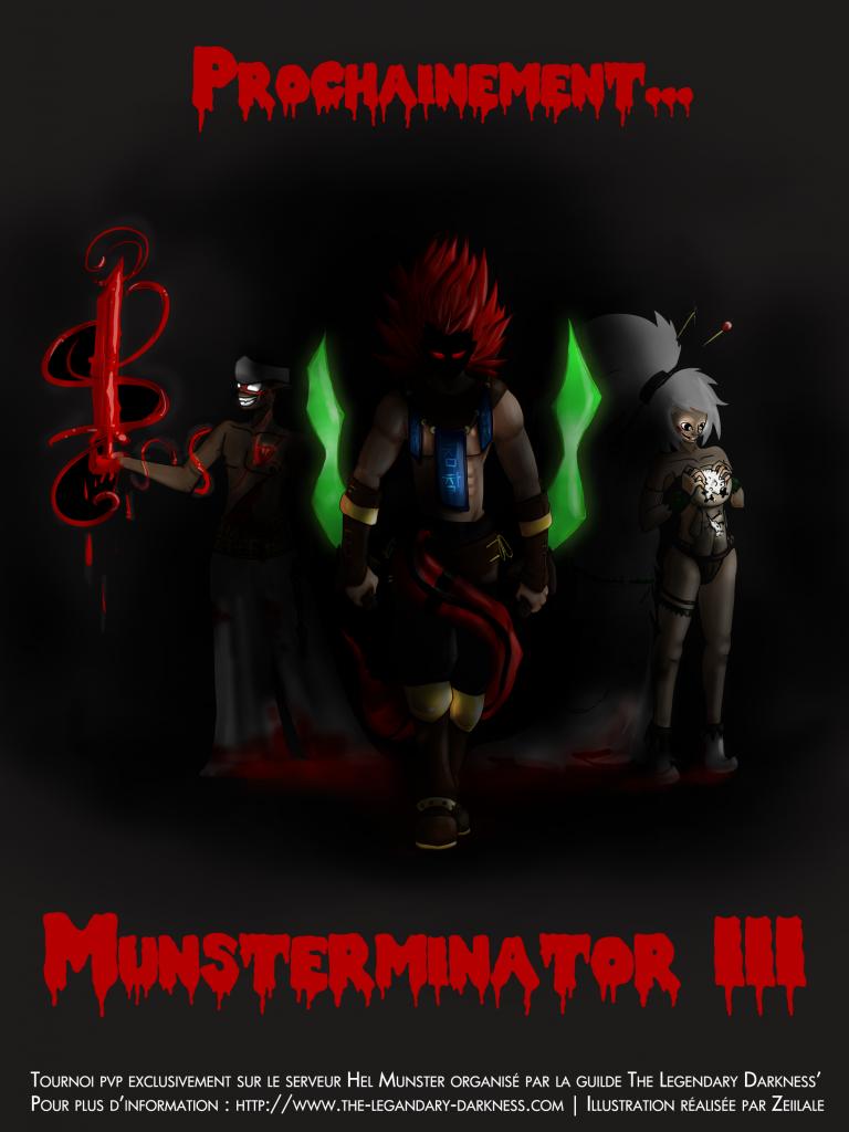 Munsterminator III