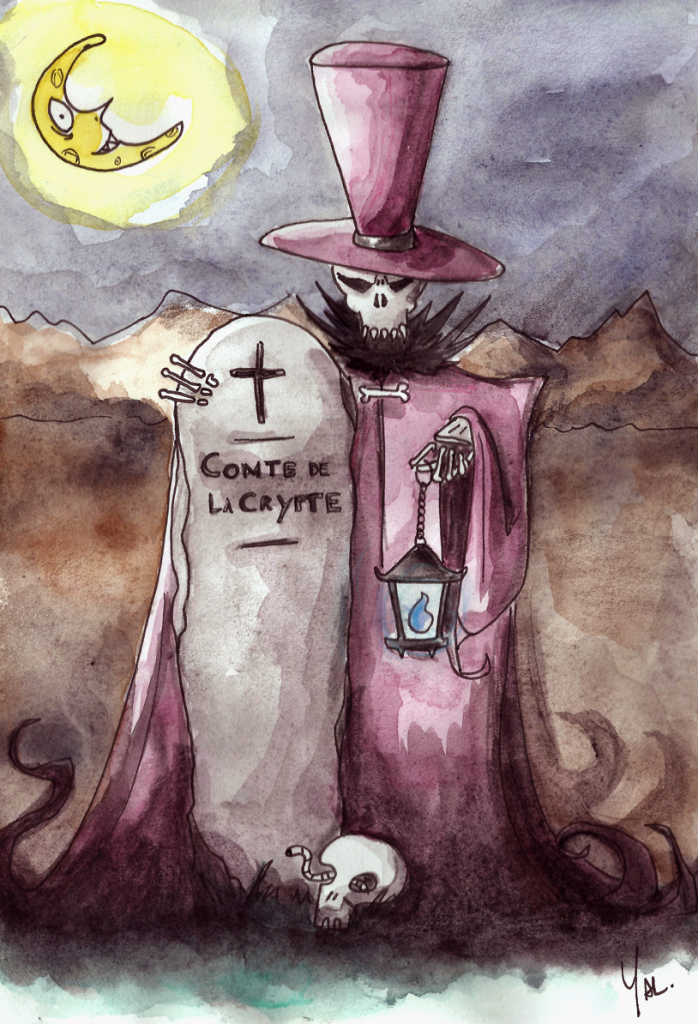 Le Comte de la Crypte