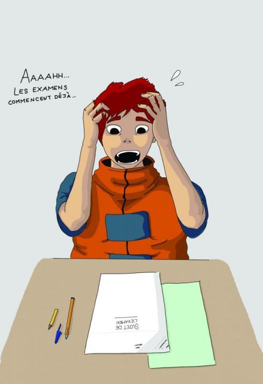 Examen !
